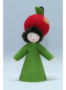 Muñeco flor manzano