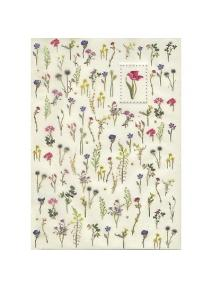 Cuaderno Flores silvestres