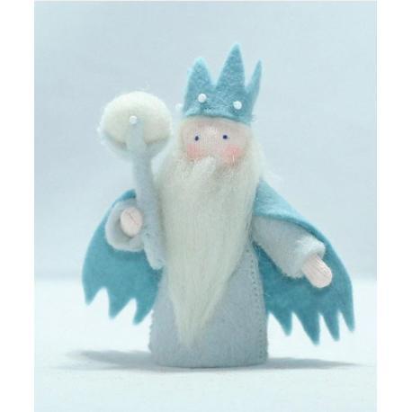 Muñeco rey invierno