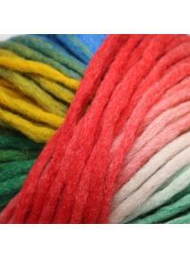 Lana merino - verdes, amarillos, azules, rojos