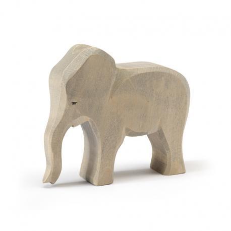 Elefante de madera Ostheimer