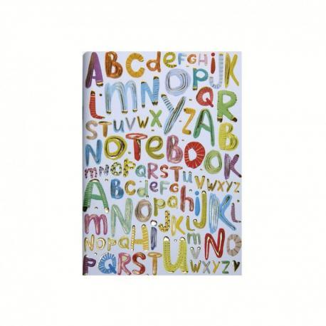 Cuaderno Letras