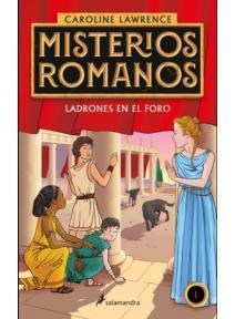 Misterios Romanos, Ladrones en el foro