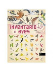 Inventario ilustrado das aves