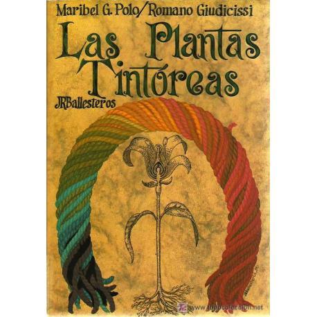 Las plantas tintóreas