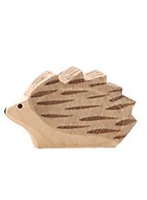 Erizo de madera pequeño Ostheimer