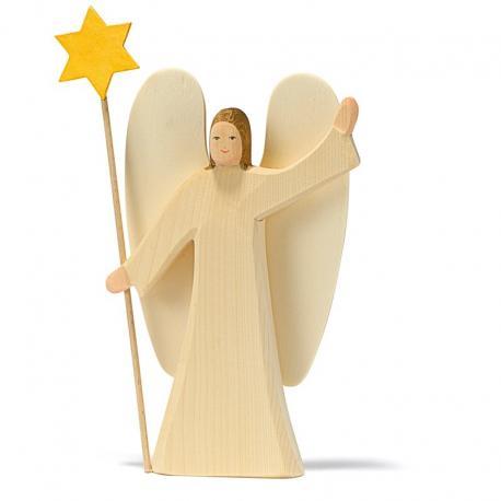 Angel con estrella.