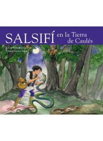 Salsifí en la Tierra de Caulés