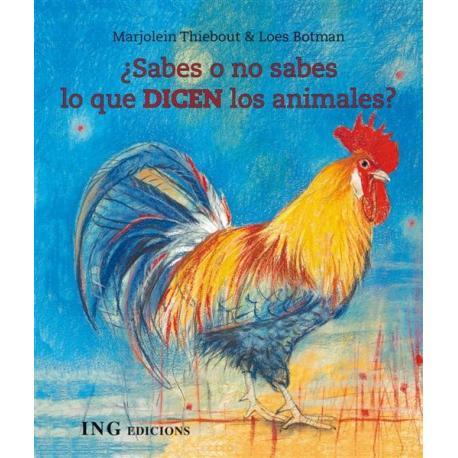 ¿Sabes o no sabes lo que dicen los animales?