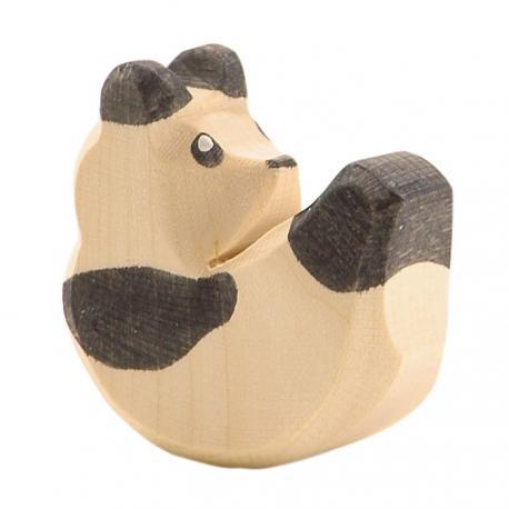 Panda cachorro.