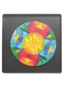 Puzzle magnetico Fantasía
