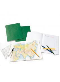 Cuaderno para geografía