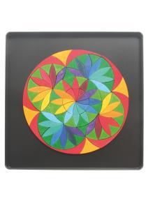 Puzzle magnetico Flores