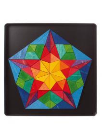 Puzzle magnético Pentágono Vinci