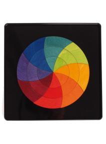 Puzzle magnético Círculo de Color Goethe