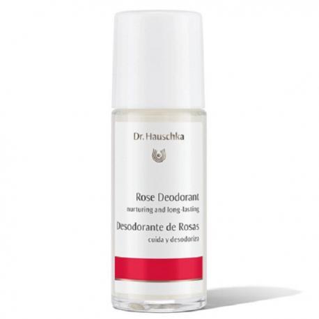 Desodorante Pétalos de Rosa Dr.Hauschka