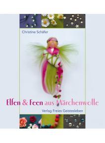 Elfen & Feen aus Märchenwolle - Hadas y Elfas hechas con lana ca
