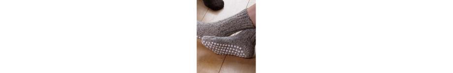 Calcetines y leotardos de lana